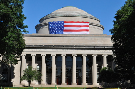 campus tour: Massachusetts Institute of Technology in Cambridge, MA, USA