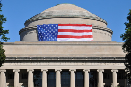 institute of technology: Massachusetts Institute of Technology in Cambridge, MA, USA