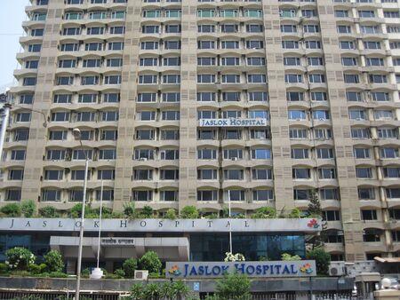 Jaslok Hospital in Mumbai, India