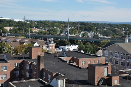connecticut: View of Stamford, Connecticut