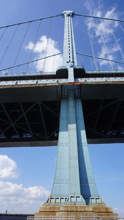 benjamin: Benjamin Franklin Bridge in Philadelphia, USA