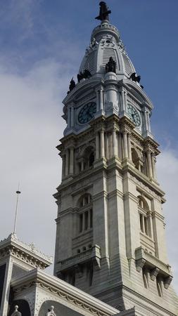 City Hall in Philadelphia, USA
