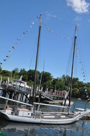 cove: Captains Cove in Bridgeport, Connecticut