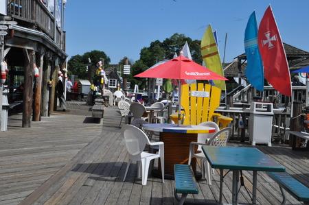 Captain's Cove in Bridgeport, Connecticut