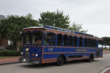 water bus: Riverwalk Landing in Yorktown, Virginia