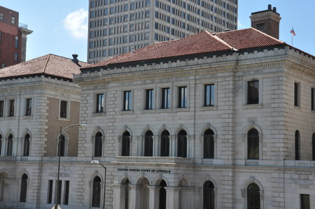appeals: US Court of Appeals in Richmond, Virginia