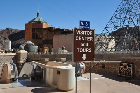 nevada: Hoover Dam in Nevada