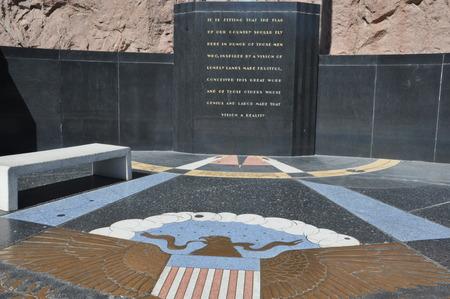 hoover: Hoover Dam in Nevada