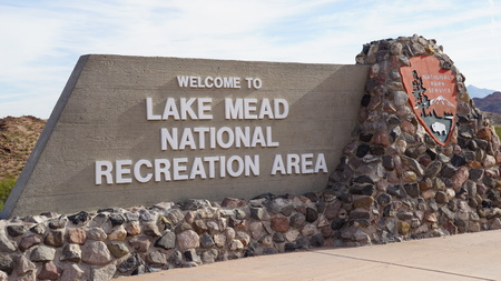 recreation area: Lake Mead National Recreation Area in Nevada