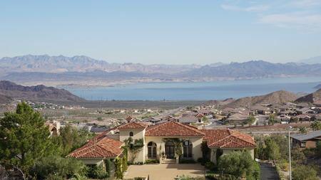 nevada: Lake Mead in Nevada