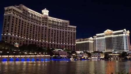 bellagio fountains: Bellagio Fountains in Las Vegas