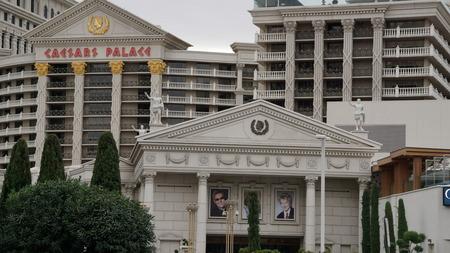 Caesars Palace Hotel and Casino in Las Vegas