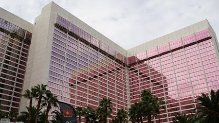 siegel: Flamingo Hotel and Casino in Las Vegas Editorial