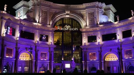 Forum Shops at Caesar's Palace in Las Vegas Imagens - 51477264