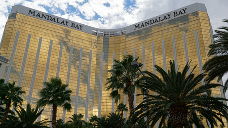 Mandalay Bay Hotel and Casino in Las Vegas