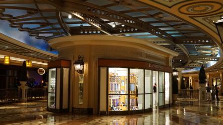 パラッツォの高級ホテル、ラスベガスでカジノ リゾート