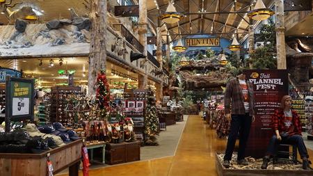 シルバートン ホテルおよびカジノ ラスベガス、ネバダ州でバスプロ ショップ