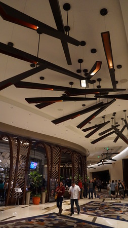 Vdara Hotel in Las Vegas Editorial