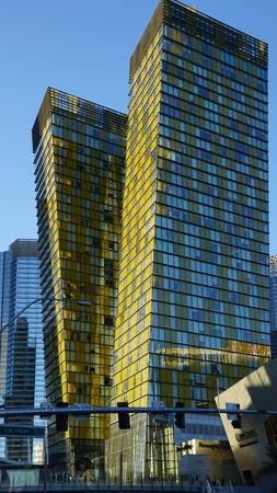 Veer Towers at CityCenter in Las Vegas