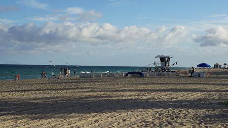 inter: Fort Lauderdale Beach in Florida