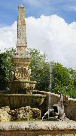 Altos de Chavon in La Romana, Dominican Republic 免版税图像