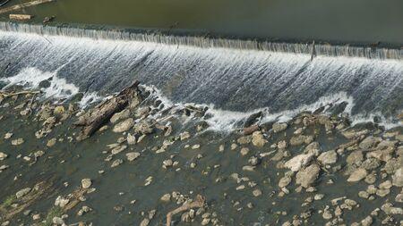 Chavon River flowing through La Romana in the Dominican Republic