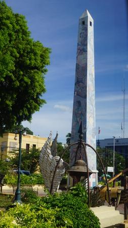 romana: El Obelisco in La Romana, Dominican Republic