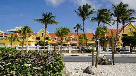 aruba: Aruba in the Caribbean Stock Photo