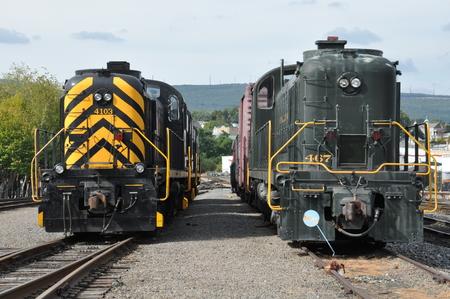 narrow gauge railroad: Steamtown National Historic Site in Scranton, Pennsylvania