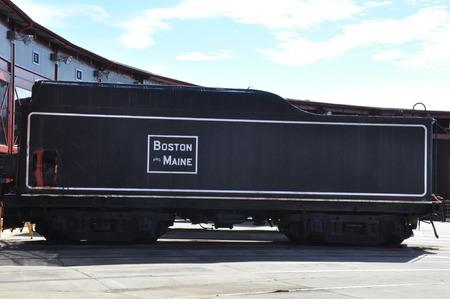 narrow gauge railroads: Steamtown National Historic Site in Scranton, Pennsylvania