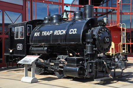 national historic site: Steamtown National Historic Site in Scranton, Pennsylvania