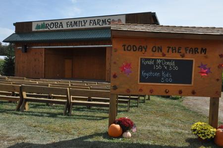 Roba Family Farms in North Abington Township, Pennsylvania