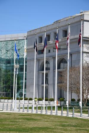 marshall: The Thurgood Marshall Federal Judiciary Building in Washington, DC