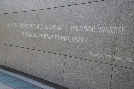 assassinated: Martin Luther King Jr. Memorial in Washington, DC