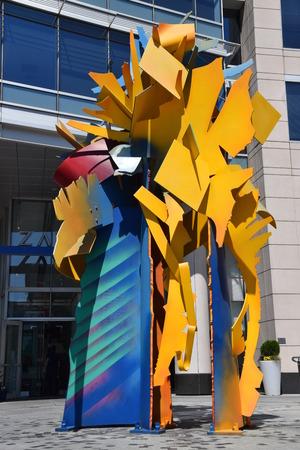 epoch: Epoch sculpture in Washington, DC