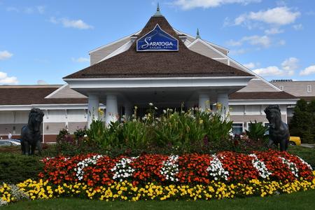 Saratoga Casino-Hotel in Saratoga Springs, New York