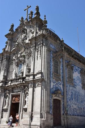 Igreja do Carmo in Porto, Portugal