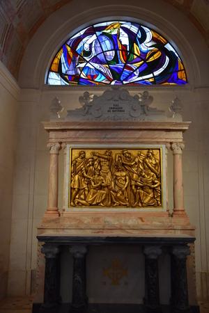 Sanctuary of Fatima in Portugal