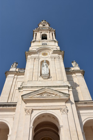 ポルトガルのファティマの聖域