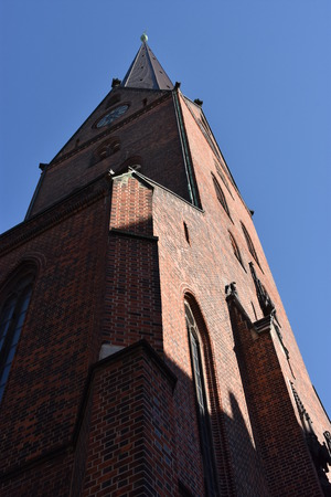 St Peters Church in Hamburg, Germany