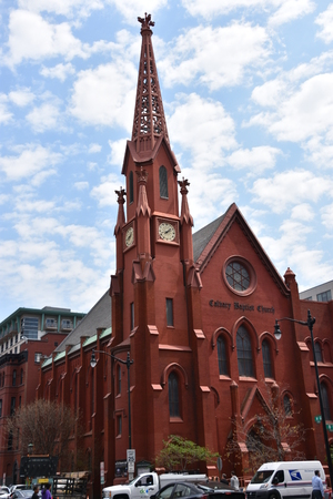 Calvary Baptist Church in Washington, DC