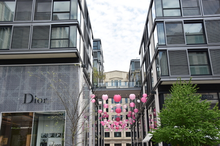 upscale: CityCenter in Washington, DC