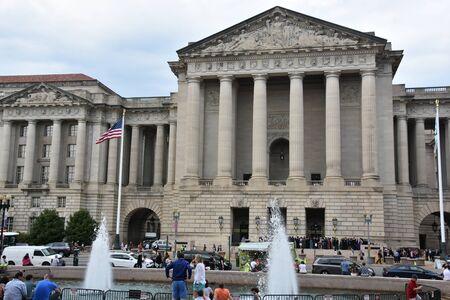 Environmental Protection Agency in Washington, DC