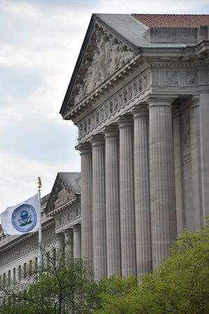 building regulations: Environmental Protection Agency in Washington, DC