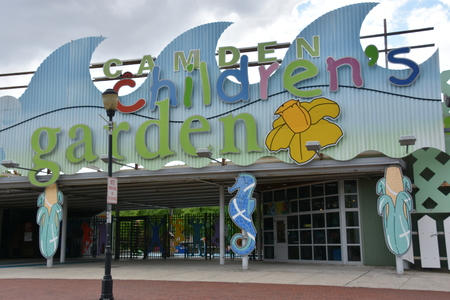 Camden Childrens Garden in Camden, New Jersey
