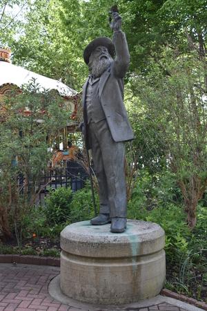 Camden Childrens Garden in Camden, New Jersey
