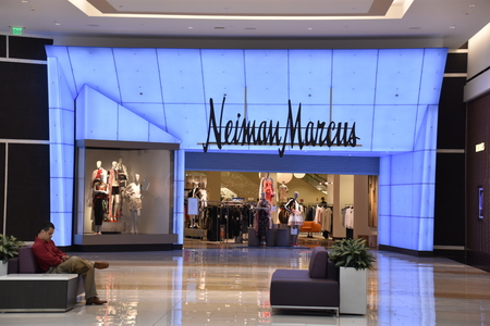 Neiman Marcus at King of Prussia Mall in Pennsylvania