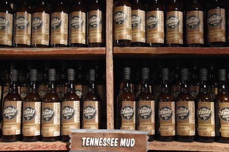 Ole Smoky Moonshine Holler in Gatlinburg, Tennessee