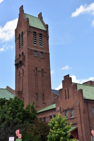 Zion Lutheran Church in Baltimore, Maryland