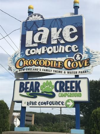 Lake Compounce in Bristol, Connecticut